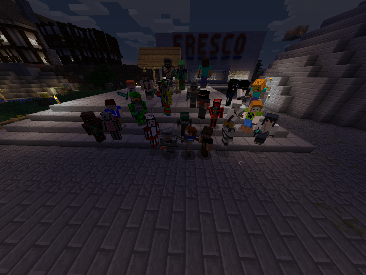 More people from minecraft