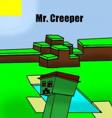 Mr creeper photoshopped JR