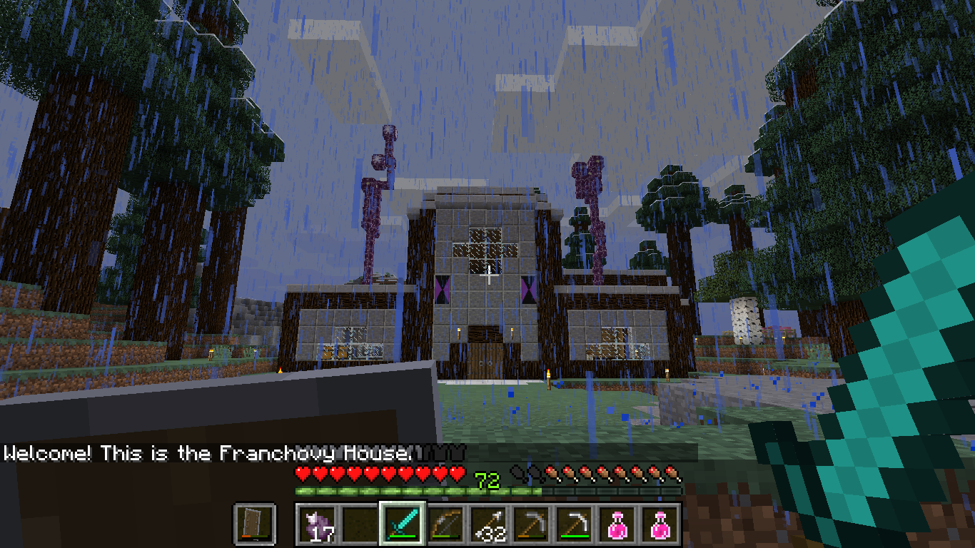 The FranchHouse!