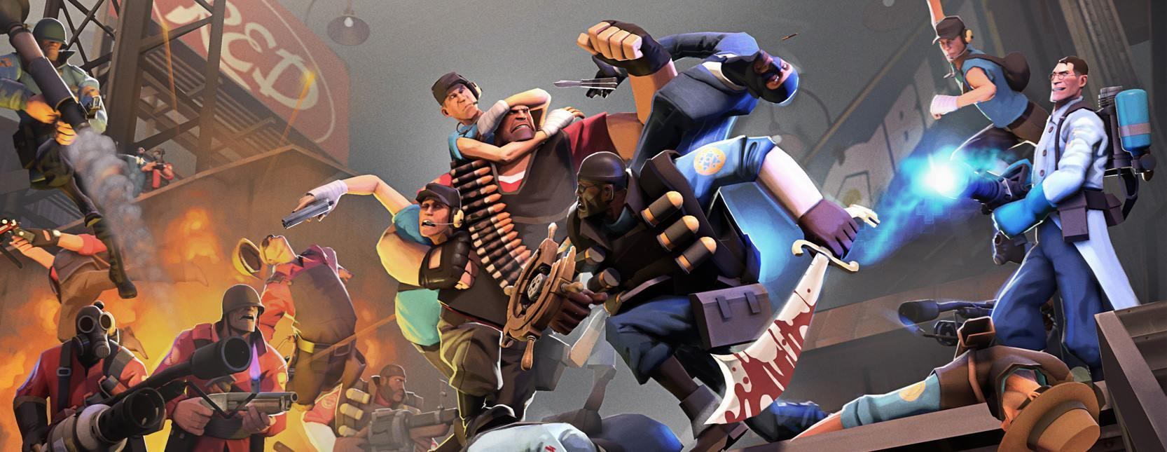 Team Fortress 2 - Friendly Games