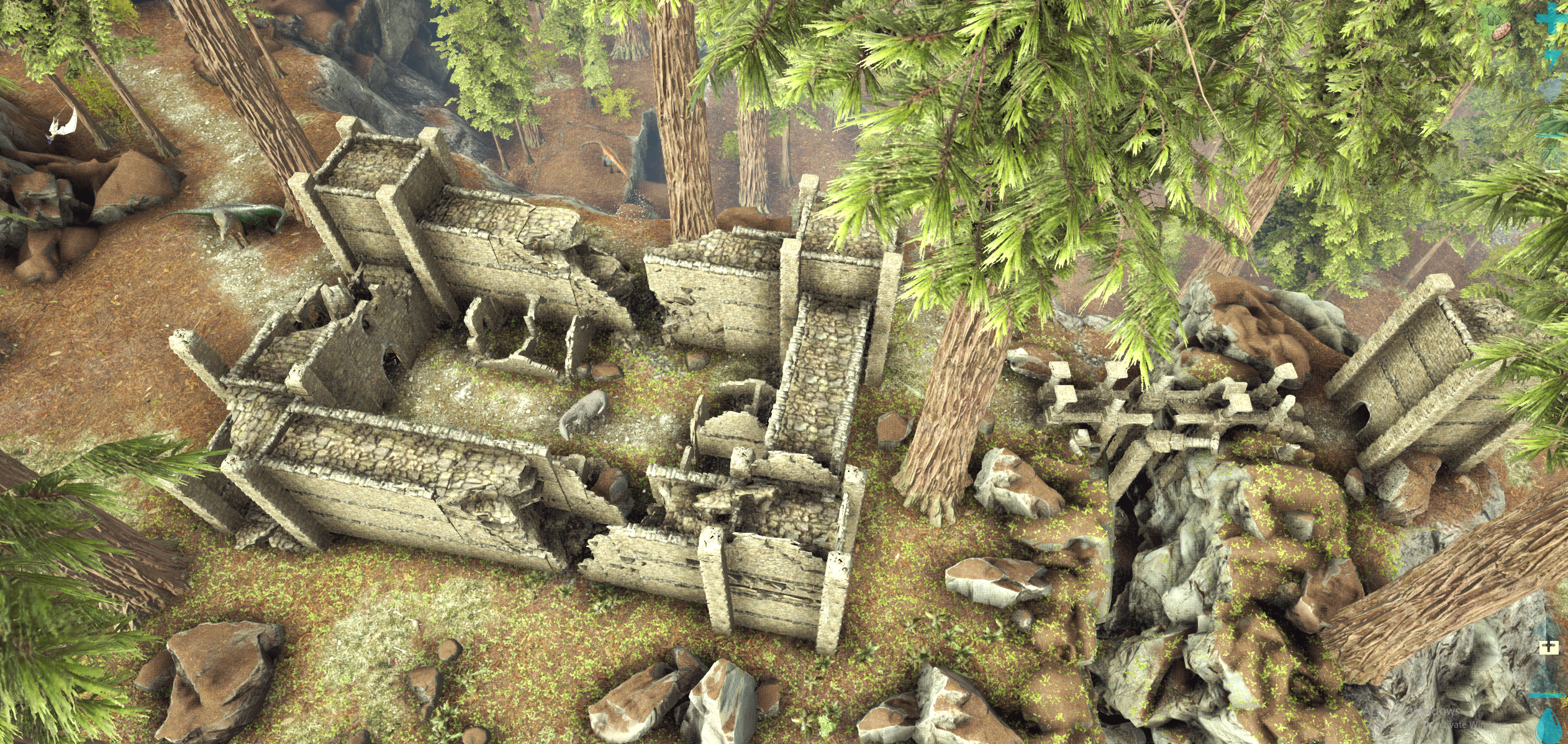 Picture of: Cool Base Locations On Ark Valguero Gaming Servers Jr Gaming